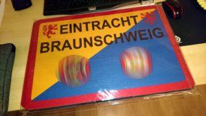 Eintracht Braunschweig Fussmatte
